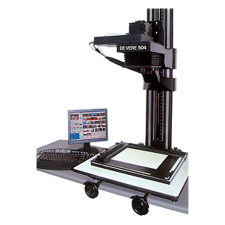 504ds de vere digital enlarger